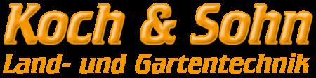 Koch und Sohn Land- und Gartentechnik
